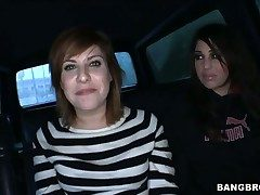 Amber Rayne with big swag gets will not hear of